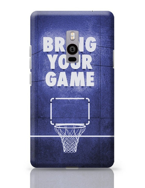 Bring Your Game OnePlus Two Covers Cases Online India