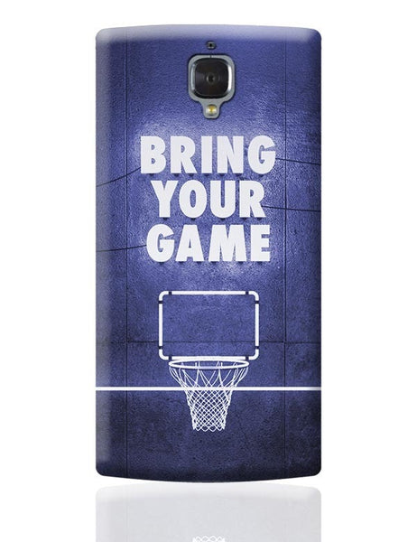 Bring Your Game OnePlus 3 Covers Cases Online India