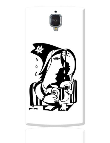 The Love Blossoms OnePlus 3 Cover Online India