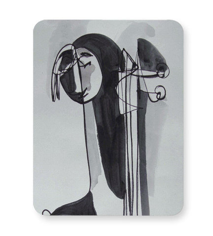 Buy Mousepads Online India | A Musician'S Tale Mouse Pad Online India