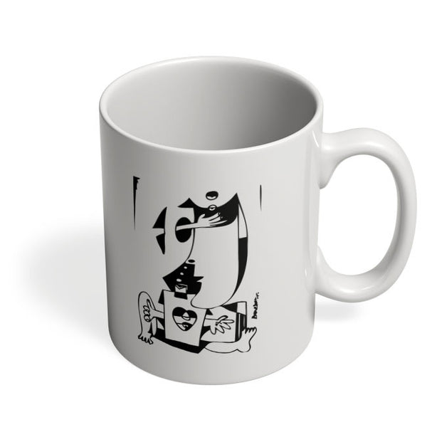 Coffee Mugs Online | Dreams Of Illusion Mug Online India