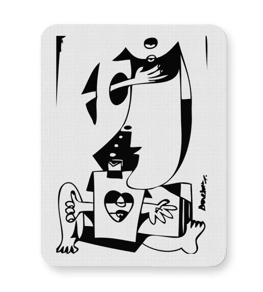 Buy Mousepads Online India | Dreams Of Illusion Mouse Pad Online India