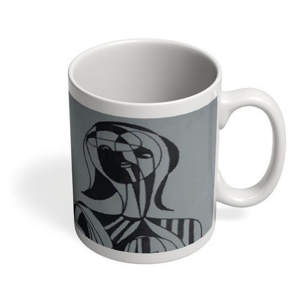 Coffee Mugs Online | Happy Girl From The City Mug Online India