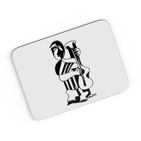 Living The Dream Of Music A4 Mousepad Online India