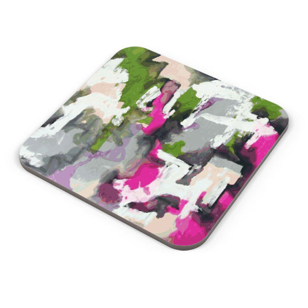 Buy Coasters Online | Abstract Art Splash Coaster Online India | PosterGuy.in