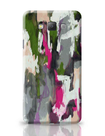 Samsung Galaxy A7 Covers | Abstract Art Splash Samsung Galaxy A7 Covers Online India