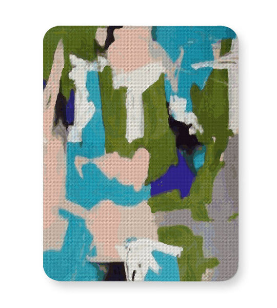 Buy Mousepads Online India | Abstract Art Splash Mouse Pad Online India