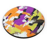 PosterGuy | Abstract Art Splash Fridge Magnet Online India by Derek M