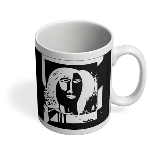 Coffee Mugs Online | A Freaky Love Affair Painting Coffee Mug Online India