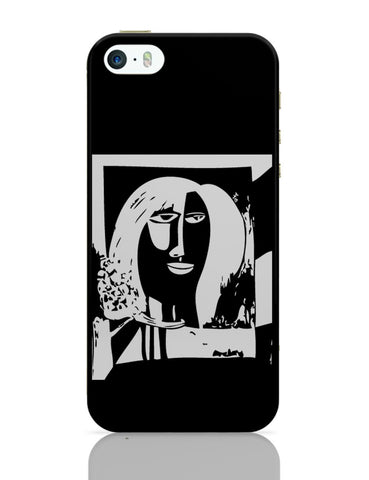 iPhone 5 / 5S Cases & Covers | A Freaky Love Affair Painting iPhone 5 / 5S Case Cover Online India
