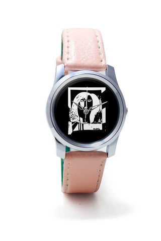 Women Wrist Watch India | A Freaky Love Affair Painting Wrist Watch Online India