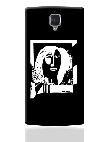 A Freaky Love Affair Painting OnePlus 3 Cover Online India