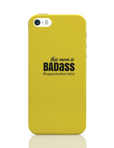 iPhone 5 / 5S Cases & Covers | badass mom iPhone 5 / 5S Case Cover Online India