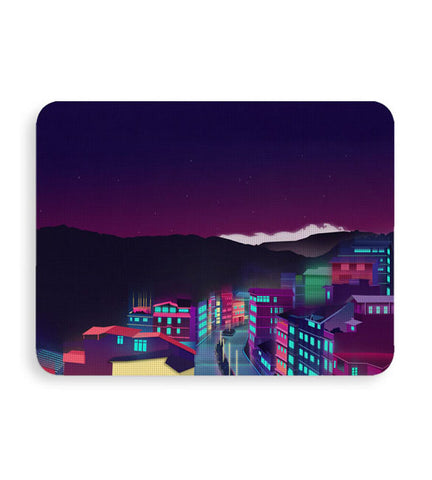 Buy Mousepads Online India | Gangtok Night Life Mouse Pad Online India