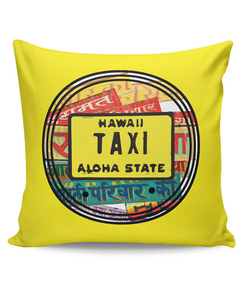 PosterGuy | Aloha Cushion Cover Online India