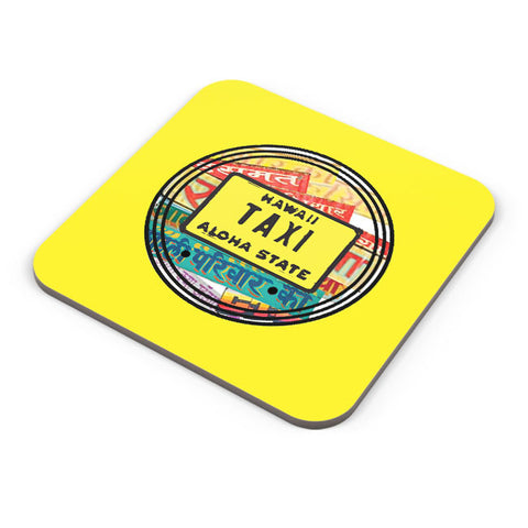 Buy Coasters Online | Aloha Coaster Online India | PosterGuy.in