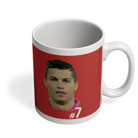 Coffee Mugs Online | Cr7 Mug Online India