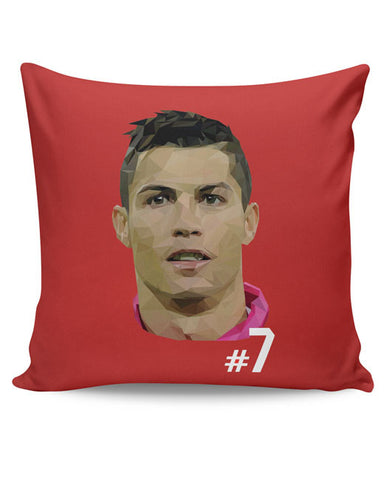PosterGuy | Cr7 Cushion Cover Online India