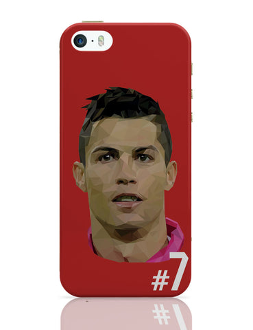 iPhone 5 / 5S Cases & Covers | Cr7 iPhone 5 / 5S Case Online India