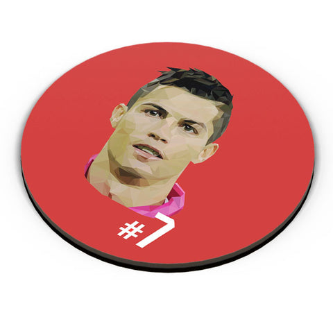 PosterGuy | Cr7 Fridge Magnet Online India by Sanchitaa