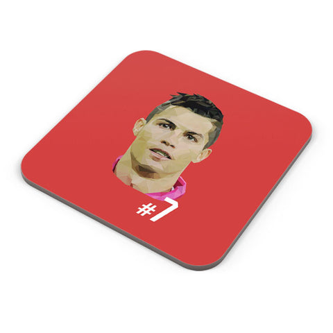 Buy Coasters Online | Cr7 Coaster Online India | PosterGuy.in