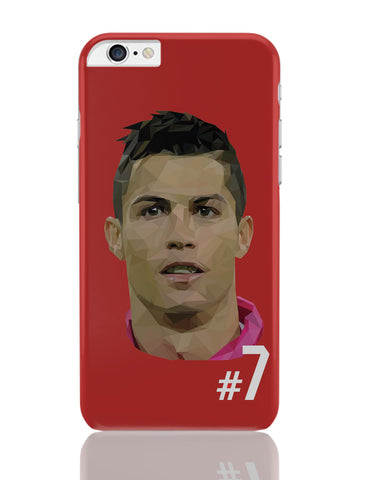iPhone 6 Plus/iPhone 6S Plus Covers | Cr7 iPhone 6 Plus / 6S Plus Covers Online India