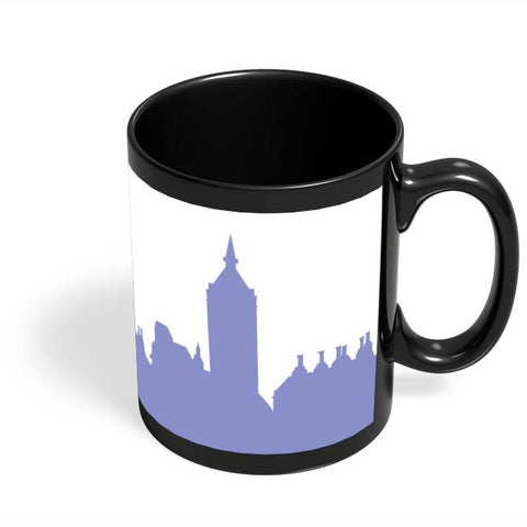 Coffee Mugs Online | Sher Locked Black Coffee Mug Online India