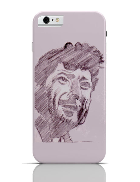 iPhone 6 Covers & Cases | Amjad Khan Sketch Painting | Sketch Painting iPhone 6 Case Online India