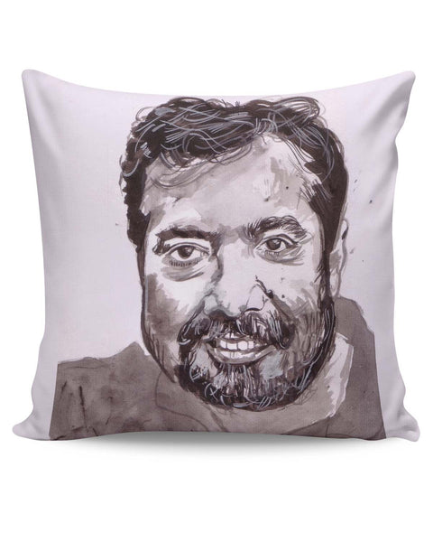 PosterGuy | Anurag Kashyap | Sketch Painting Cushion Cover Online India