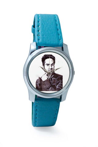 Women Wrist Watch India | Aayushman | Sketch Painting Wrist Watch Online India