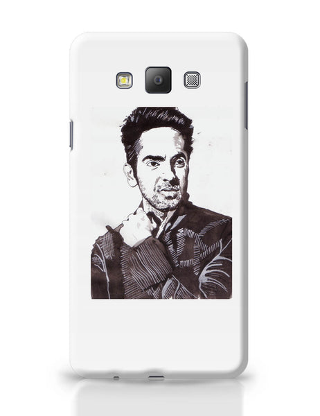 Samsung Galaxy A7 Covers | Aayushman | Sketch Painting Samsung Galaxy A7 Covers Online India