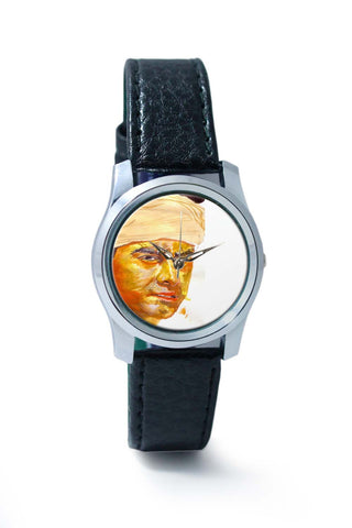 Women Wrist Watch India | Aamir Khan | Sketch Painting Wrist Watch Online India
