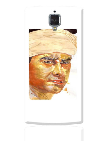 Aamir Khan | Sketch Painting OnePlus 3 Cover Online India