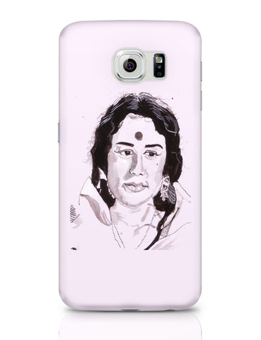 Samsung Galaxy S6 Covers | The Nanda Ji | Sketch Painting Samsung Galaxy S6 Covers Online India
