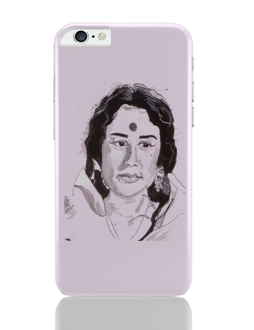 iPhone 6 Plus/iPhone 6S Plus Covers | The Nanda Ji | Sketch Painting iPhone 6 Plus / 6S Plus Covers Online India