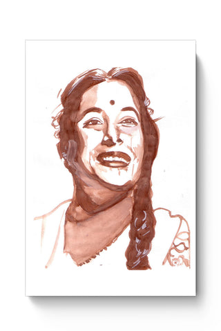 Posters Online | The Nargis | Sketch Painting Poster Online India | Designed by: HeartAtArt