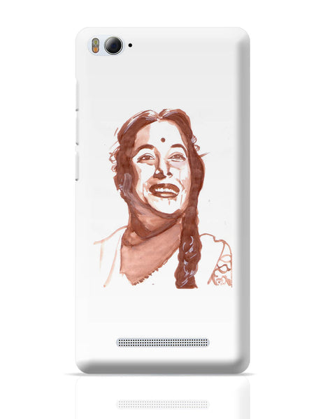 Xiaomi Mi 4i Covers | The Nargis | Sketch Painting Xiaomi Mi 4i Cover Online India