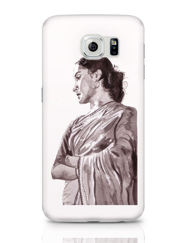 Samsung Galaxy S6 Covers | The Nutan | Sketch Painting Samsung Galaxy S6 Covers Online India