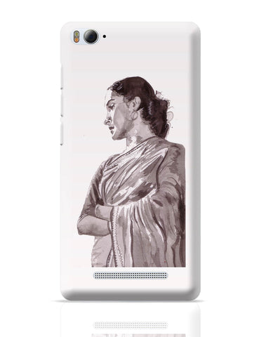 Xiaomi Mi 4i Covers | The Nutan | Sketch Painting Xiaomi Mi 4i Cover Online India