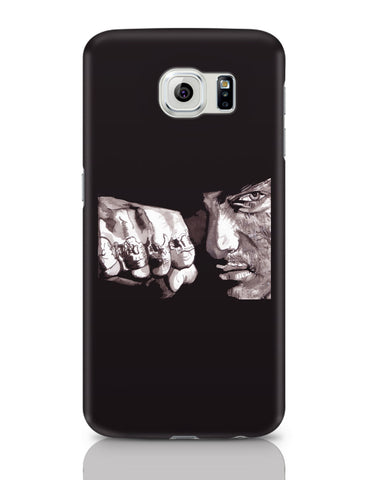 Samsung Galaxy S6 Covers | The Punch | Sketch Painting Samsung Galaxy S6 Covers Online India