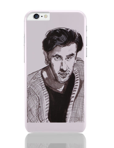 iPhone 6 Plus/iPhone 6S Plus Covers | Ranbir Kapoor | Sketch Painting iPhone 6 Plus / 6S Plus Covers Online India