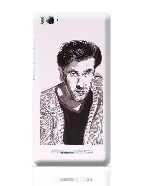 Xiaomi Mi 4i Covers | Ranbir Kapoor | Sketch Painting Xiaomi Mi 4i Cover Online India