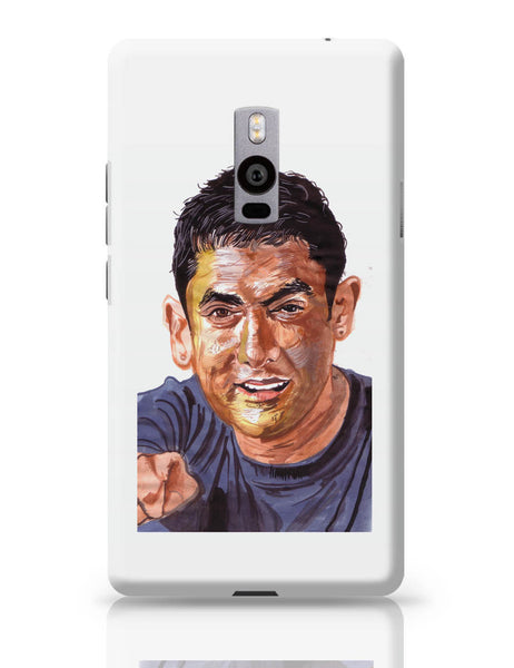 OnePlus Two Covers | Aamir Khan | Sketch Painting OnePlus Two Cover Online India