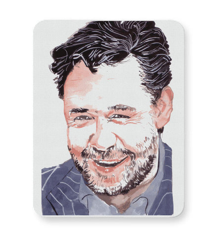 Buy Mousepads Online India | Russell Crowe | Sketch Painting Mouse Pad Online India