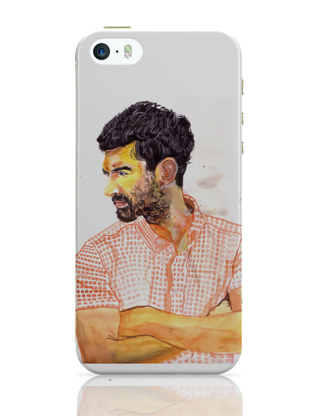 iPhone 5 / 5S Cases & Covers | Arjun Roy Kapoor Portrait Painting iPhone 5 / 5S Case Online India