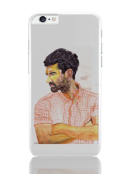 iPhone 6 Plus/iPhone 6S Plus Covers | Arjun Roy Kapoor Portrait Painting iPhone 6 Plus / 6S Plus Covers Online India