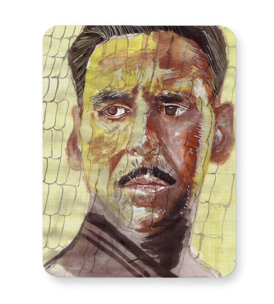 Buy Mousepads Online India | Akshay Kumar Boss Movie Painting Mouse Pad Online India