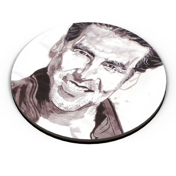 PosterGuy | Akshay Kumar Akki Painting Fridge Magnet Online India by HeartAtArt