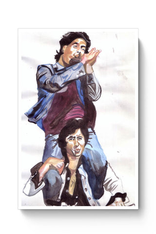 Amitabh Bachchan Dharmendra Poster Online India