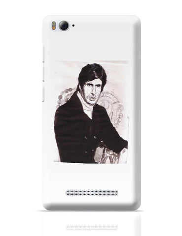 Xiaomi Mi 4i Covers | Amitabh Bachchan Painting Xiaomi Mi 4i Cover Online India